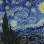 cielo stellato Van Gogh